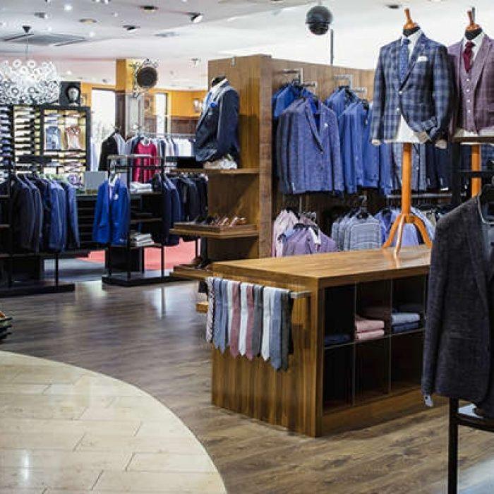 ¿Qué funciones tiene que realizar un programa de gestión de una tienda de ropa?